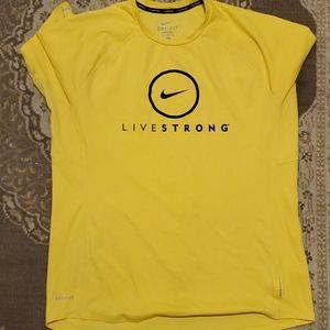 Nike Livestrong Drifit Shirt, #469